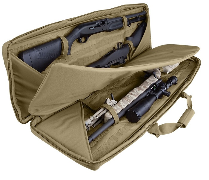 5.11 42inch Double Rifle Case