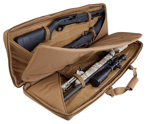5.11 Tactical 42 inches Double Rifle Case