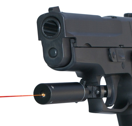 About Laser Pistol Sights