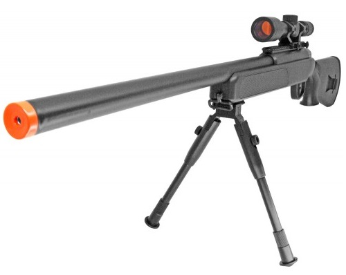 Airsoft Bolt Action Sniper Rifle Scopes