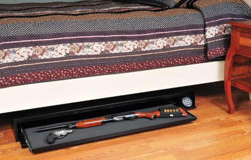 All About Fireproof Gun Safes For Home