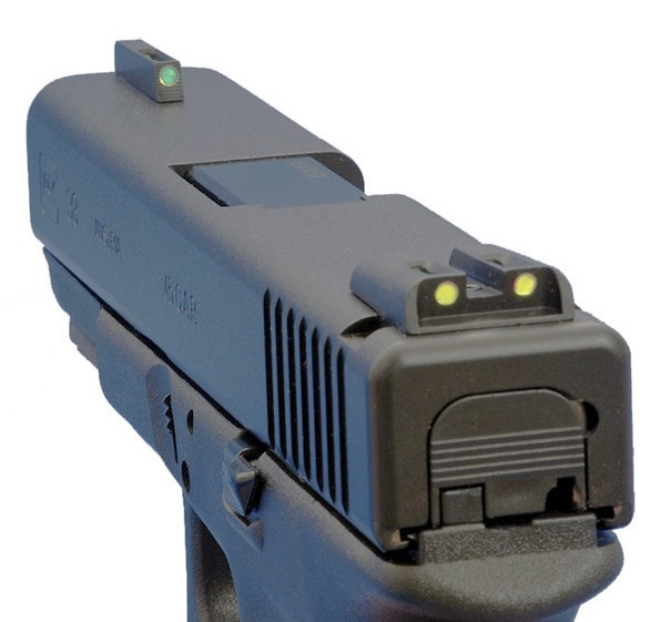 All About Handgun Sights
