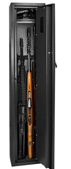 Barska Biometric Rifle Safe