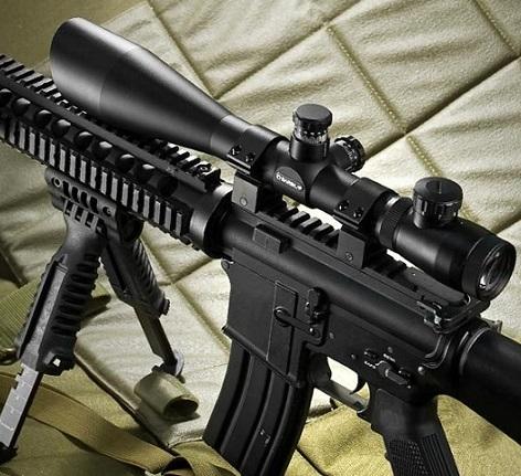 Barska Reliable Sniper Scopes
