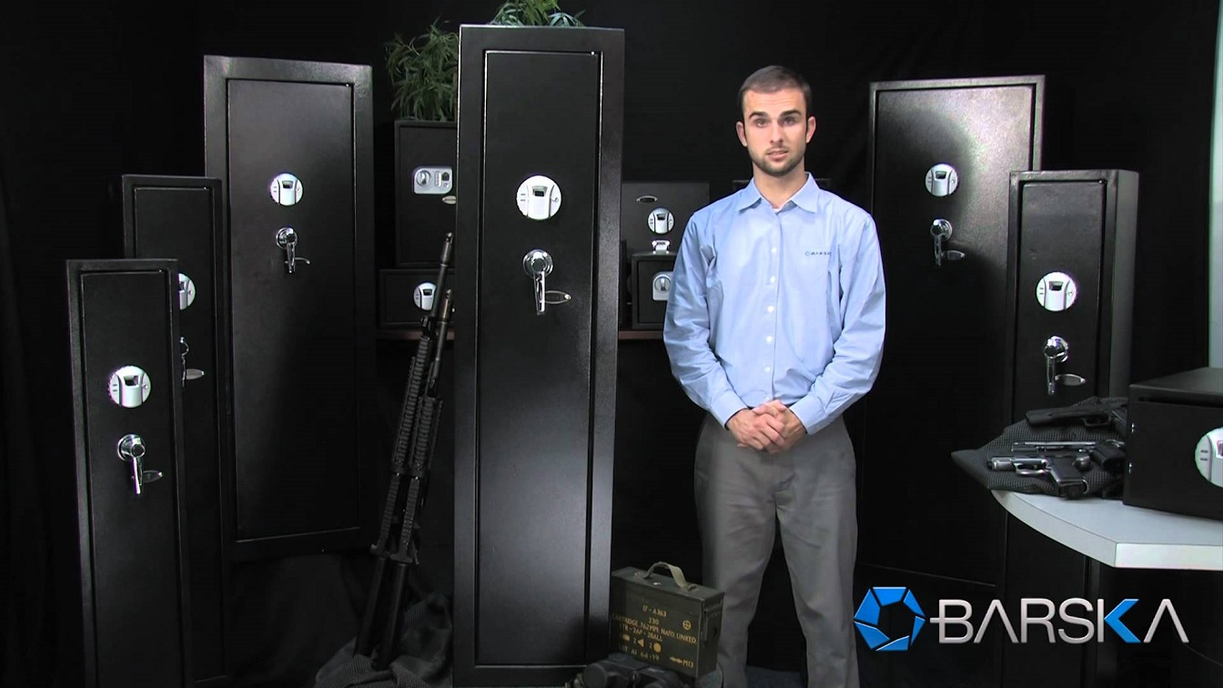 Best Barska Biometric Rifle Safe