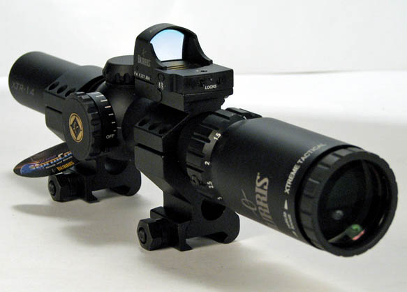 Buy A Burris Tactical Scopes