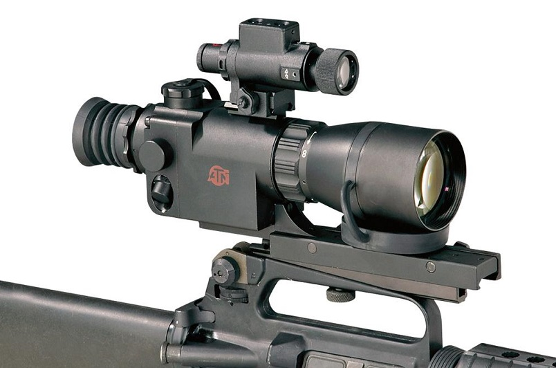 Buy A Cheap Night Vision Rifle Scopes