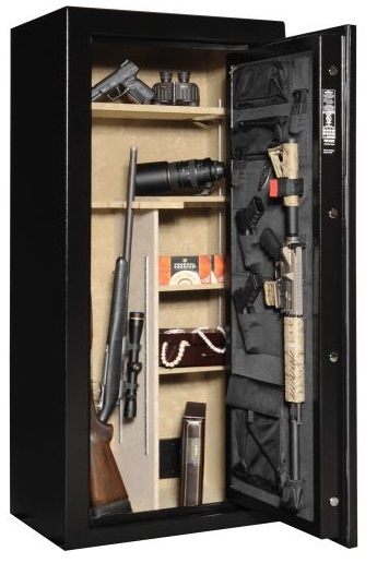 Cannon Fireproof Safe 24-Gun Safe