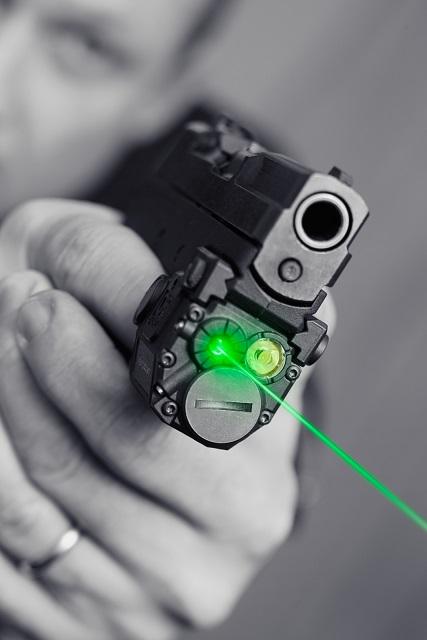 Ciridian Green Pistol Laser Sight