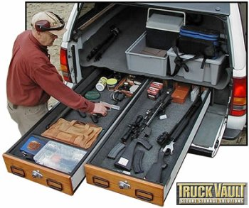 Cool Vehicle Gun Vaults