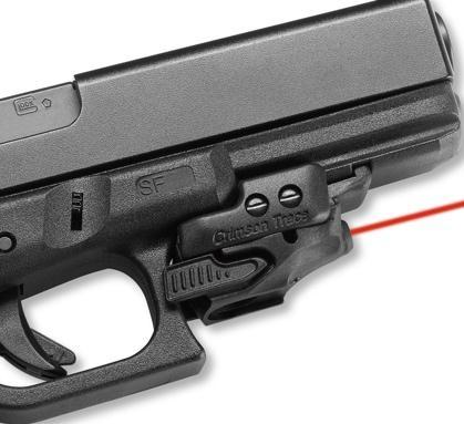 Crimson Trace Rail Master Universal Pistol Laser Sight