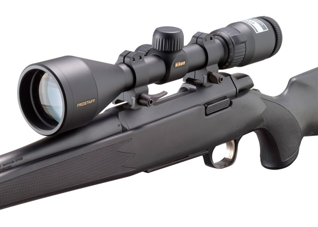 Find Cheap Nikon Prostaff Rifle Scope