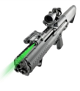 Green Laser Gun Sights