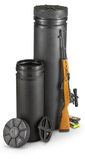 Gun Storage Mono Vault 30inch