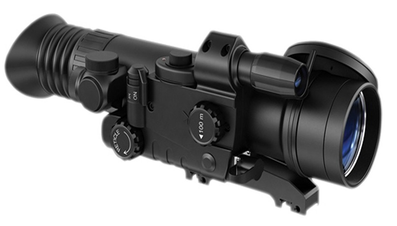 Night Vision Weaver Rifle Scope