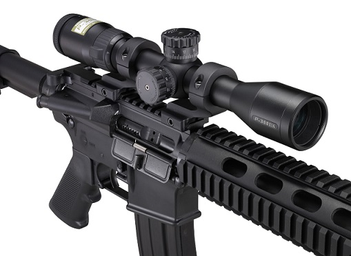 Nikons Affordable Tactical Scopes