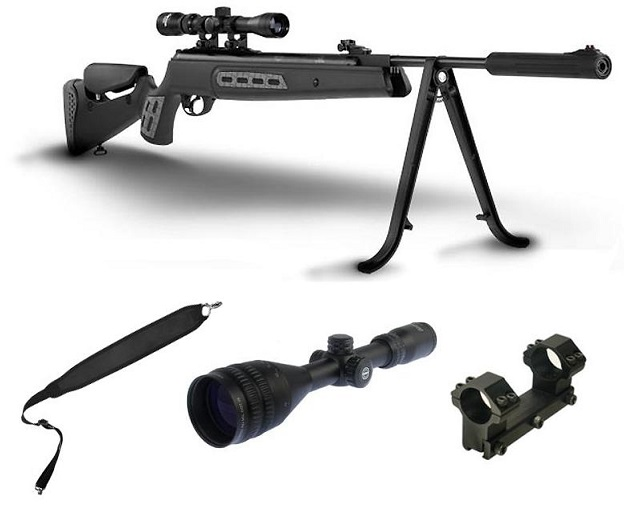 Precision Pellet Gun and Scopes for Hunting