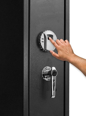 Quick Access Barska Biometric Gun Safe