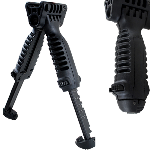 Quick Release Tactical Rifle Bipods