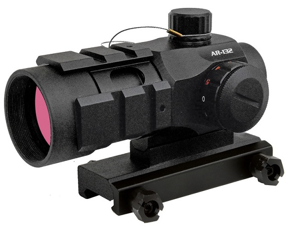 Red Dot Burris Scopes