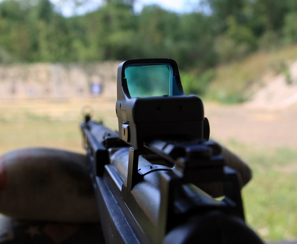 Reliable Sightmark Reflex Sight