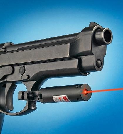 Universal Pistol Laser Sights
