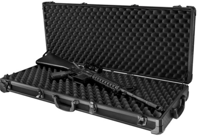 Where To Buy Barska Double Rifle Hard Case