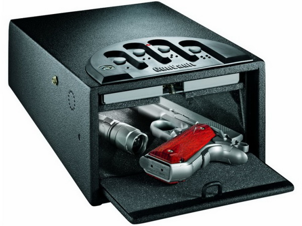 Where To Buy The Best Biometric Gun Vaults