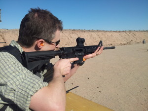 latest features of aimpoint pro patrol rifle optic