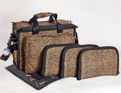 Cool Ladies Gun Range Bag